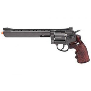 TSD Airsoft Pistol 1 TSD sport 703 series co2 airsoft revolver, black airsoft gun(Airsoft Gun)
