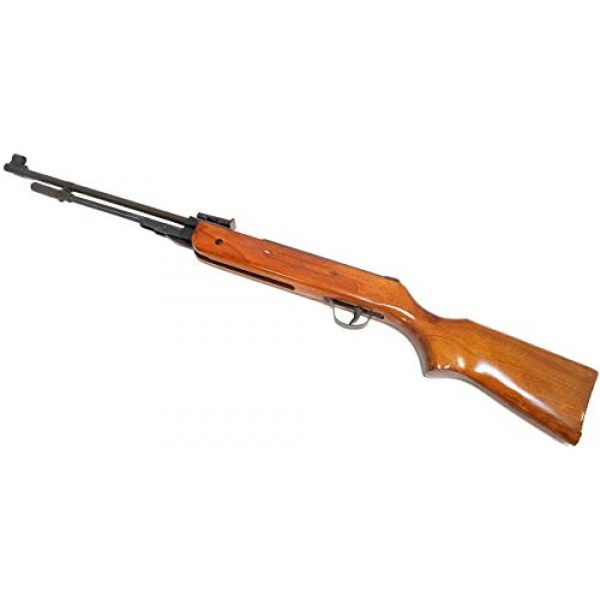National Standard Products Air Rifle 2 National Standard Products Air Pellet Rifle Gun (5.5 Wood Stock)