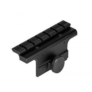 Safariland Rifle Scope 1 B-Square Springfield M-1A, M14 Receiver Mount, Matte Black Finish