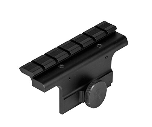Safariland Rifle Scope 1 B-Square Springfield M-1A, M14 Receiver Mount, Matte Black Finish