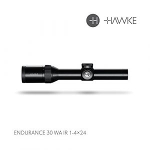 Hawke Rifle Scope 1 Hawke Endurance WA IR Exposed Turret Riflescope 30mm