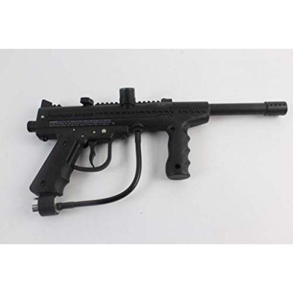 JT Paintball Gun 1 Cybrid JT USA Paintball Gun - Black w/Large Viewloader Hopper!