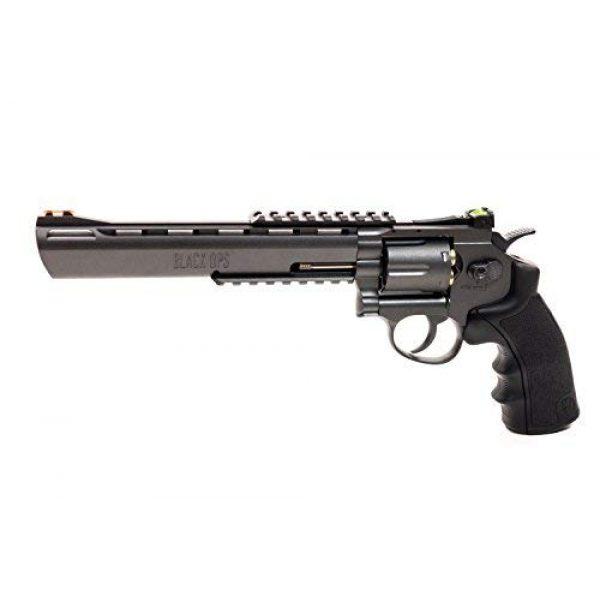 Black Ops Airsoft Pistol 4 Black Ops Exterminator Pistol - CO2 Pistol Revolver BB Gun Full Metal