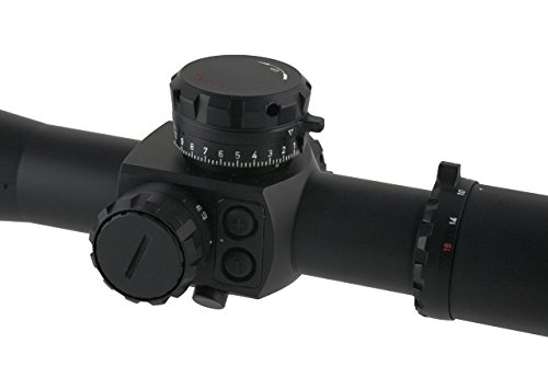 IOR Valdada Rifle Scope 1 IOR Valdada 3.5-18x50 35mm FFP MOA/MOA MP-8 Xtreme X1 (USA, Canada and Other Approved Countries)
