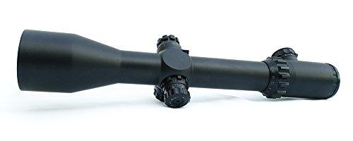 SECOZOOM Rifle Scope 7 SECOZOOM Optics 35mm Diameter 2-24x 50mm Advanced Military FFP Rifle Scope Optics for 50 bmg