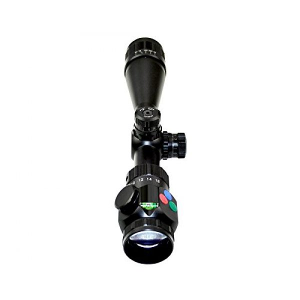 Presma Rifle Scope 6 Presma Eagle Series 4-16x40mm AO Precision Riflescope