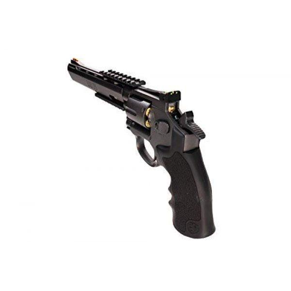 Black Ops Airsoft Pistol 5 Black Ops Exterminator Pistol - CO2 Pistol Revolver BB Gun Full Metal