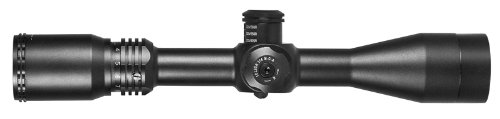 BARSKA Rifle Scope 1 BARSKA Point Black Side Parallax Riflescope (Black Matte, 3-9x40)