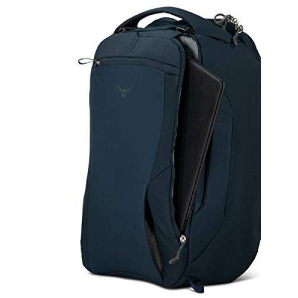 Osprey Tactical Backpack 6 Osprey Porter 46 Travel Backpack