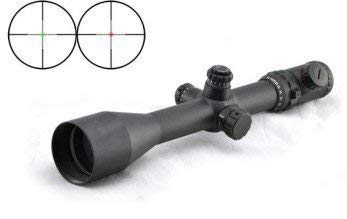 Visionking Rifle Scope 4 Visionking Rifle Scope 6-25X56 Side Focus 35 mm Tube Mil dot Tactical Long Range Hunting