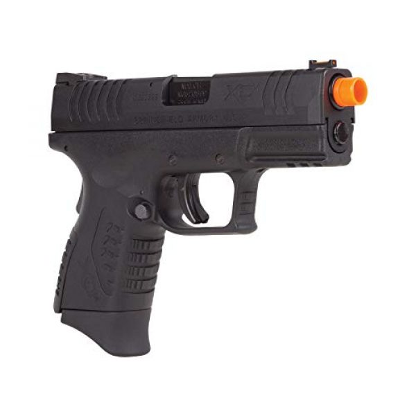 SPRINGFIELD ARMORY Airsoft Pistol 2 SPRINGFIELD ARMORY XDM Blowback Airsoft Pistol