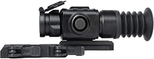 PRG Defense Rifle Scope 5 PRG Defense 3093455004PM21 Model Python TS35-Micro Compact Short/Medium Range Thermal Imaging Rifle Scope, 384x288 Resolution, 35mm Lens, 10.6° x 8° Field of View, 5m Close-up Range, 60m Eye Relief