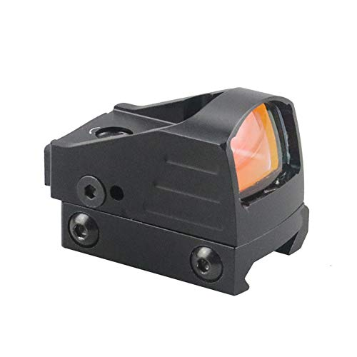 DJym Rifle Scope 4 DJym Open Red Dot Sight, RMR Style, Suitable for Most Products