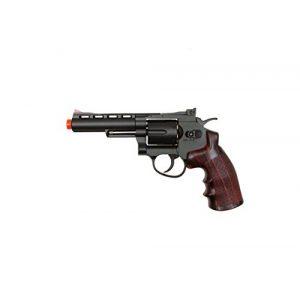 WG Airsoft Pistol 1 WG model-701b 4 revolver full metal co2 nbb(Airsoft Gun)
