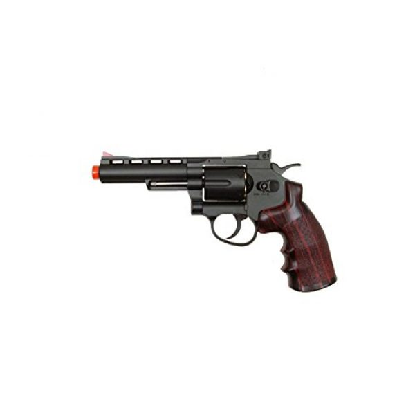 WG Airsoft Pistol 1 WG model-701b 4 revolver full metal co2 nbb(Airsoft Gun)