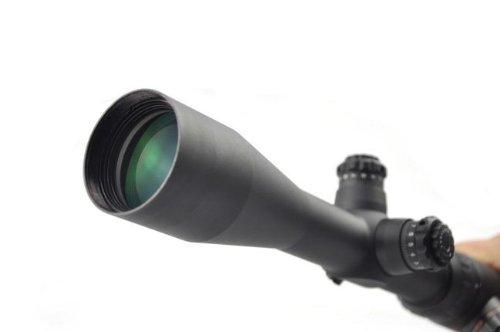 Visionking Rifle Scope 3 Visionking Rifle Scope 3-9x42 Turret Lock Mil-dot 30mm IR Hunting Rifle Scope Sight Color Black