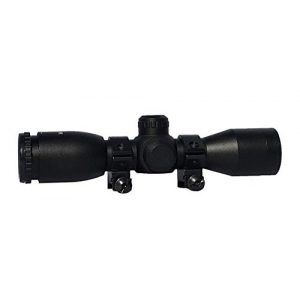 Osprey Global Rifle Scope 1 Osprey Global 4x32CB Crossbow Scope with Illuminated Reticle, 4X 32mm, Matte Black