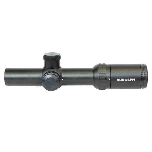 Rudolph Optics Rifle Scope 1 Rudolph Optics Tactical Series - T1 1-4x24 30mm tube with T8 Reticle