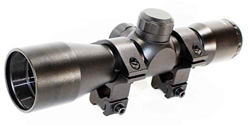 TRINITY Rifle Scope 2 TRINITY 4x32 Hunting Scope for Savage Model 64 Rifle.