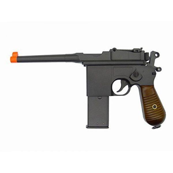 HFC Airsoft Pistol 1 HFC model-196 cannon full metal semi auto(Airsoft Gun)