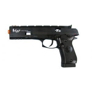 WG Airsoft Pistol 1 WG model-4115l full metal m87l archer co2 blowback(Airsoft Gun)