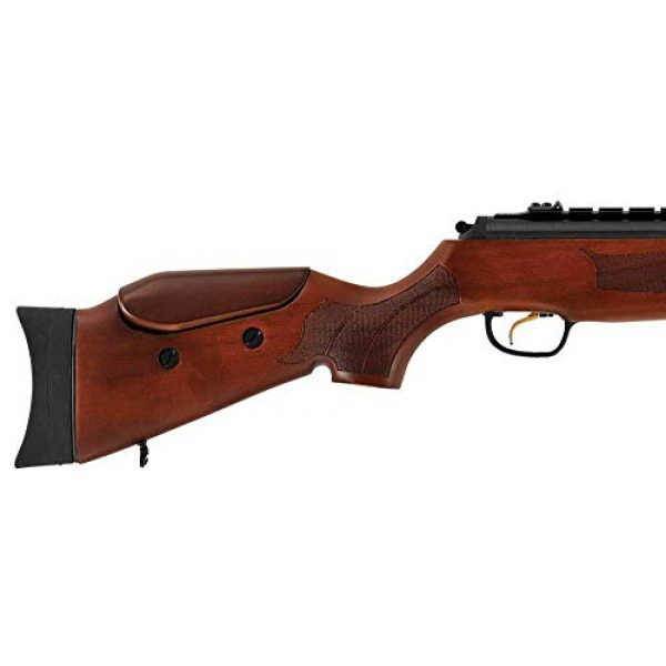 Wearable4U Air Rifle 5 Wearable4U Hatsan Model 135 Vortex QE (Quiet Energy) Air Rifle with Included Pack of Pellets Cloth Bundle