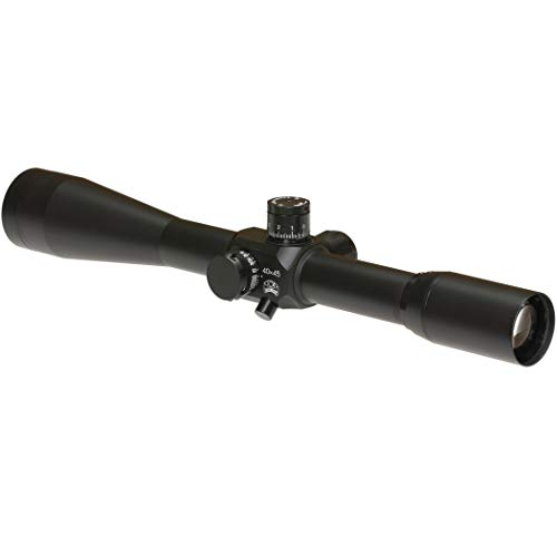 Valdada Rifle Scope 4 Valdada 40x45 Benchrest Competition 30mm Rifle Scope