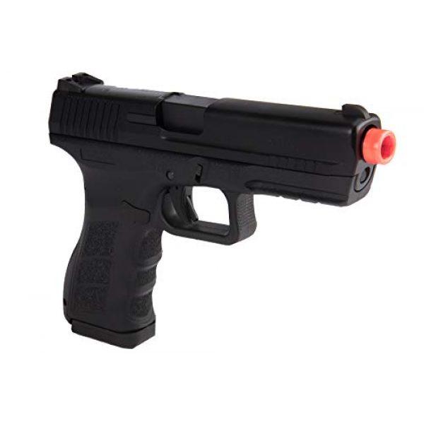 KWA Airsoft Pistol 3 KWA ATP-LE 6mm 23rd Airsoft Gun (101-00241)