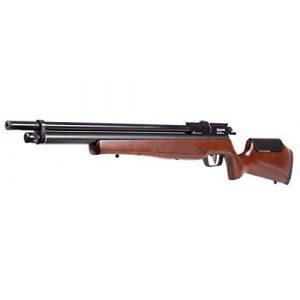 Benjamin Air Rifle 1 Benjamin Marauder BP22SAW .22-Caliber Pellet Semi-Automatic PCP-Powered Multi-Shot Bolt Action Hunting Air Rifle