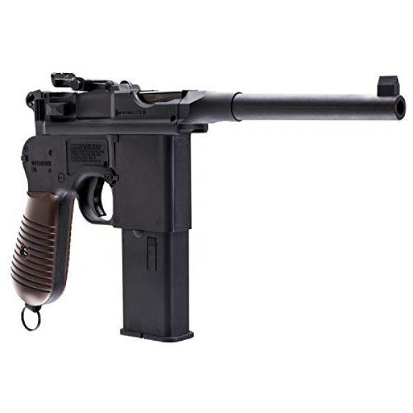 Umarex Air Pistol 3 Legends C96 .177 Caliber Steel BB Airgun