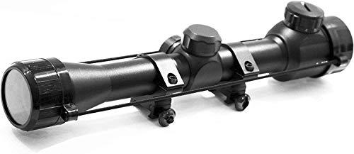 TRINITY Rifle Scope 7 TRINITY SUPPLY Mossberg 500/590/835 Picatinny Weaver Scope Base Rail Mount with Reflex Sight Base Mount Rail Adapter Aluminum Black Hunting Optics Tactical Home Defense Accessory.