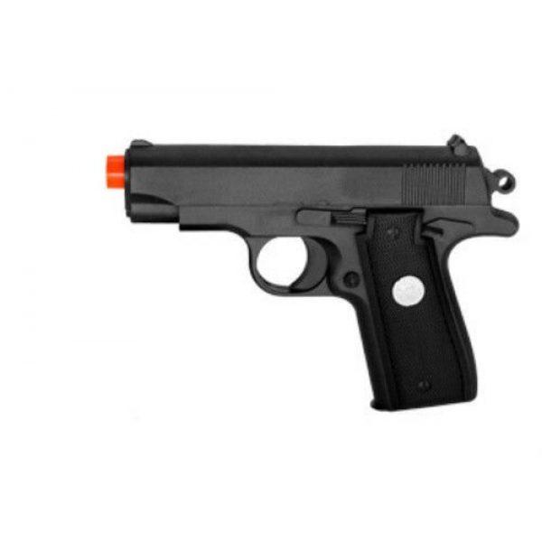 GALAXY Airsoft Pistol 3 GALAXY G2 Officer Metal Spring Compact Airsoft Pistol Hand Gun w/ 6mm BB BBS
