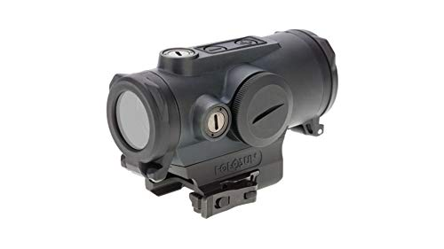 HOLOSUN Rifle Scope 2 Holosun Circle Dot/QD/Titanium HE530G-RD with included Wearable4U Lens Cleaning Towel Bundle