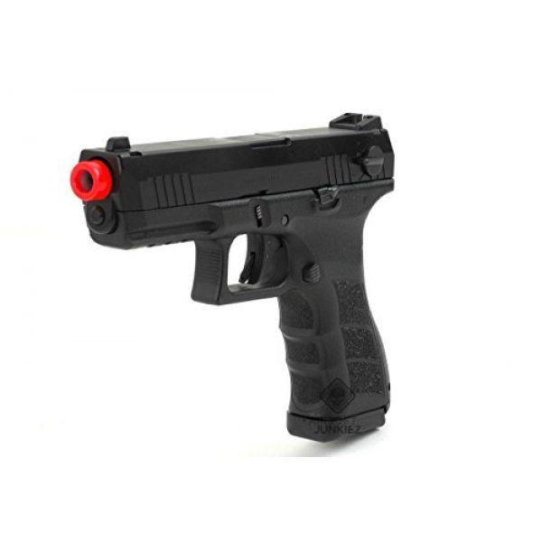 KWA Airsoft Pistol 1 KWA atp adaptive training automatic airsoft pistol airsoft gun(Airsoft Gun)