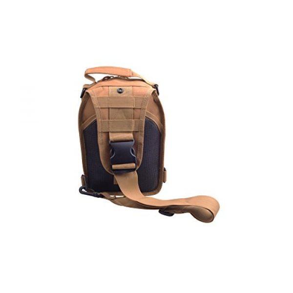 CISNO Tactical Backpack 2 CISNO Outdoor Rucksack Tactical Molle Messenger Assault Sling Shoulder Bag Backpack Pack
