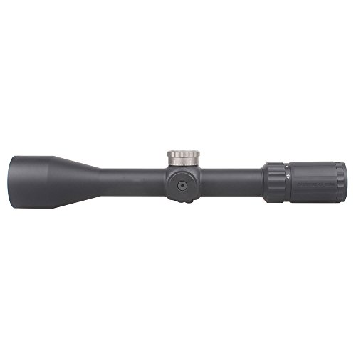 Vector Optics Rifle Scope 2 Vector Optics Marksman 4.5-18x50mm 1/10 MIL Hunting Riflescope with MP Reticle, Free 30mm Tactical Mount Rings, Lens Covers and Honeycomb Sunshade (Matte Black)