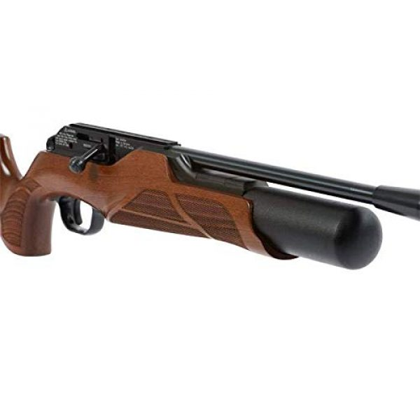 Walther Air Rifle 3 Walther Rotek .177 Caliber Air Rifle with Included Pack of 500 Pellets Bundle (Pellets Caliber/Weight .177/7.48 Grains) and Wearable4U Cloth