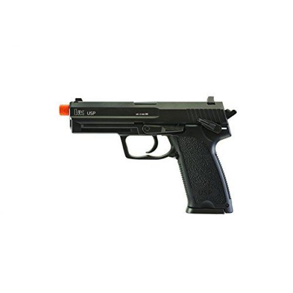 Elite Force Airsoft Pistol 1 Elite Force HK Heckler & Koch USP 6mm BB Pistol Airsoft Gun, Blowback Action, Black, One Size (2275043)