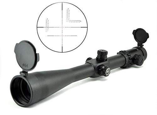 Visionking Rifle Scope 3 Visionking Rifle Scope 10-40x56 Red & Green Illuminated Crosshair 35mm Tube Gun Scopes for Hunting