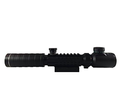 SG Sportsman's Gear Rifle Scope 4 SG Tactical 3-9x32 Rifle Scope