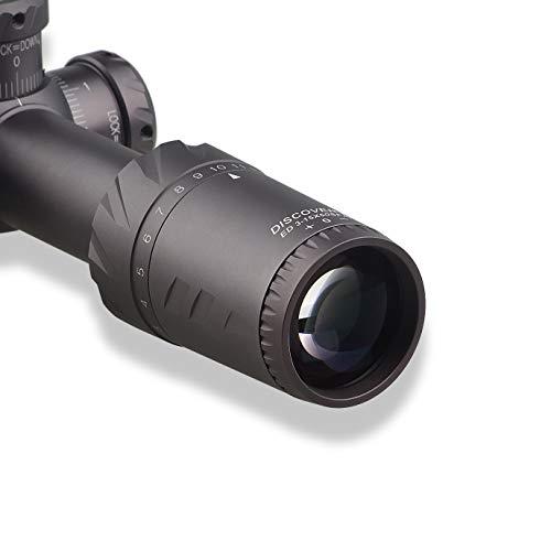 ApexHorizon Rifle Scope 4 ApexHorizon ED 3-15x50 SFIR FFP Rifle Scope,Sniper Hunting Optics Crosshair Gun Scopes