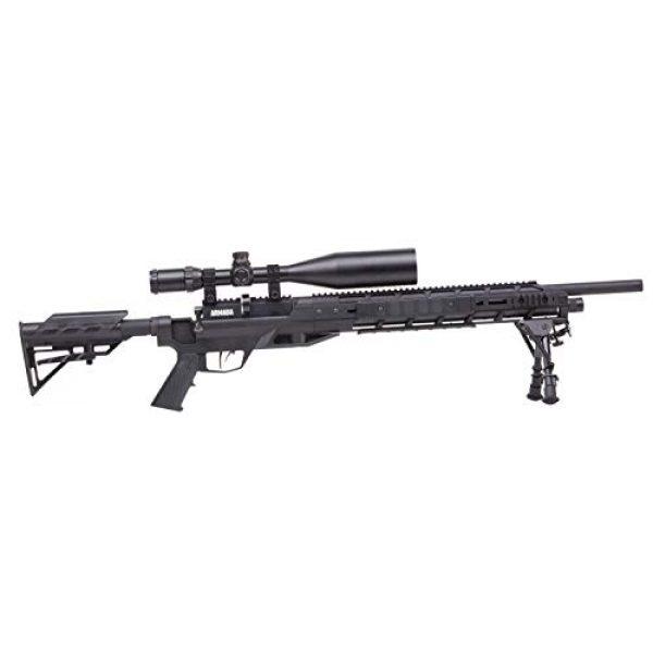 Benjamin Air Rifle 1 Benjamin Armada BTAP17SX PCP-Powered Multi-Shot Bolt Action