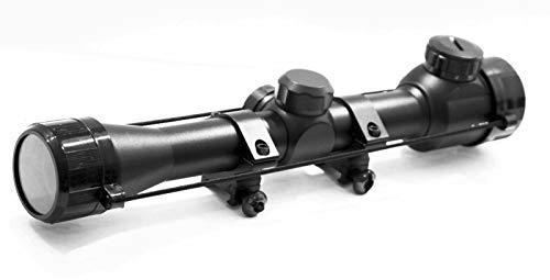 TRINITY Rifle Scope 6 TRINITY Hunting Scope for Crosman Bulldog rangefinder Reticle Picatinny Weaver Mounted Optics.