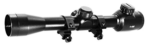 TRINITY Rifle Scope 4 TRINITY SUPPLY Mossberg 500/590/835 Picatinny Weaver Scope Base Rail Mount with Reflex Sight Base Mount Rail Adapter Aluminum Black Hunting Optics Tactical Home Defense Accessory.