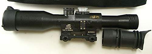 Kalinka Optics Rifle Scope 3 Kalinka Optics POSP 8x42W Rifle Scope 1000 Meter Rangefinder Weaver Picatinny Version