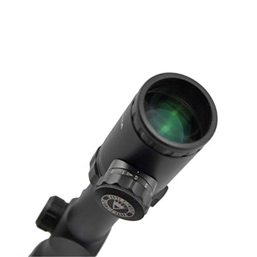 Visionking Rifle Scope 3 Visionking Rifle Scope 1-12X30 Wide Field Riflescopes Illuminated for Hunting Tactical with a Scope Mount
