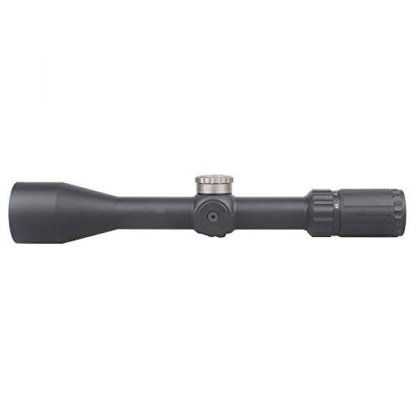 Vector Optics Rifle Scope 5 Vector Optics Marksman 4.5-18x50mm, 1/10 MIL, 30mm Tube, Second Focal Plane (SFP) Hunting Riflescope