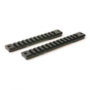 Warne Scope Mounts Rifle Scope Ring 1 Warne Scope Mounts M674M Remington LA Tactical Rail, Multi, One Size