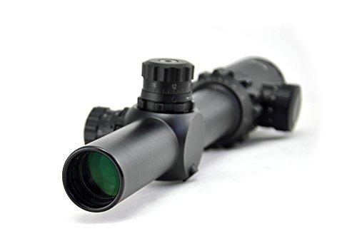 Visionking Rifle Scope 2 Visionking Rifle Scope 1-10x24 FFP First Focal Plane riflescope Mil-dot Rifle Scope