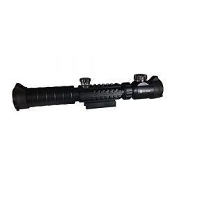 SG Sportsman's Gear Rifle Scope 1 SG Tactical 3-9x32 Rifle Scope